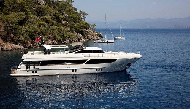 Archsea Charter Yacht