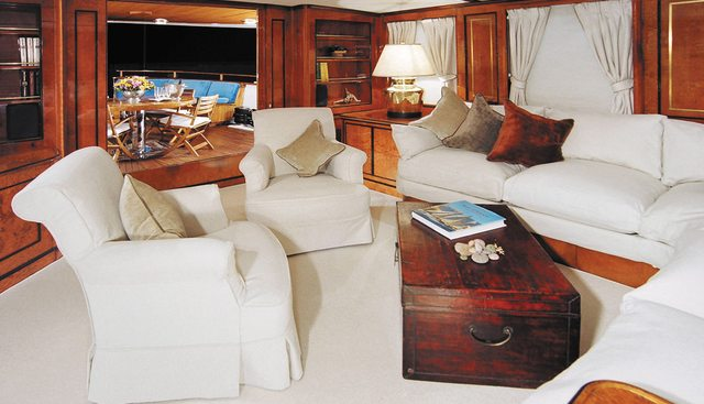 As You Like It Charter Yacht - 4