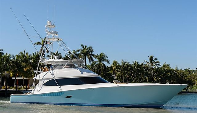 Blu Frog Charter Yacht - 2