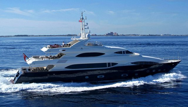 Sima Charter Yacht