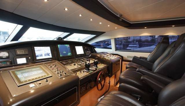 Visa Charter Yacht - 5