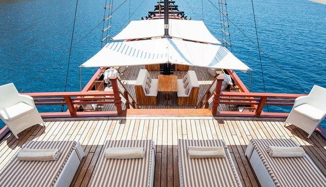 Samata Charter Yacht - 2