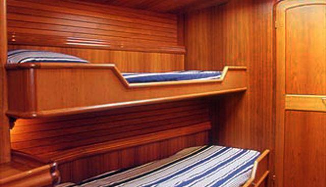 Zulu Charter Yacht - 4