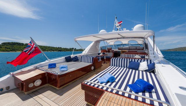Speedy T Charter Yacht - 4