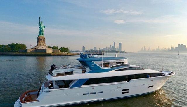 Optimus Charter Yacht - 2