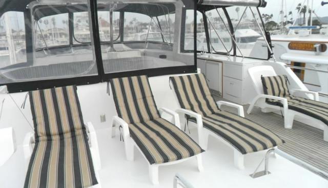 Zia Charter Yacht - 3