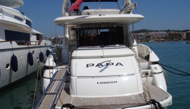 Papa G Charter Yacht - 2
