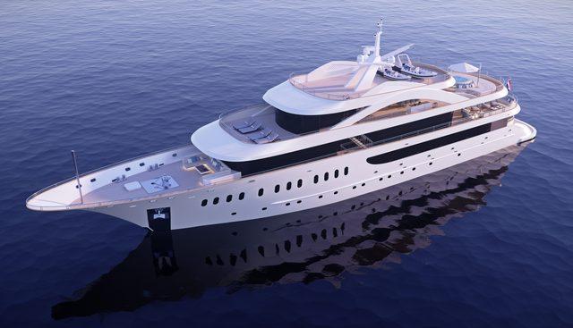 Anthea Charter Yacht