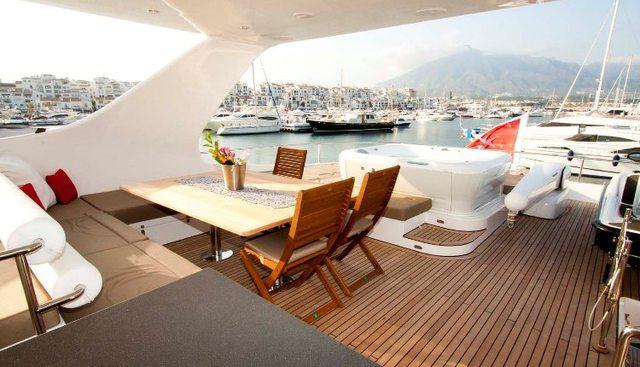 Damrak II Charter Yacht - 5