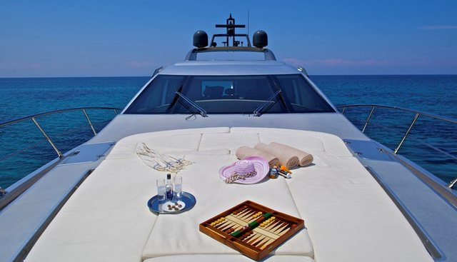 Thea Malta Charter Yacht - 2