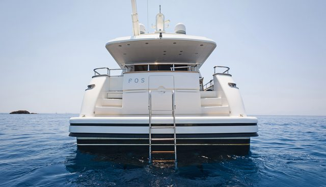 Fos Charter Yacht - 5