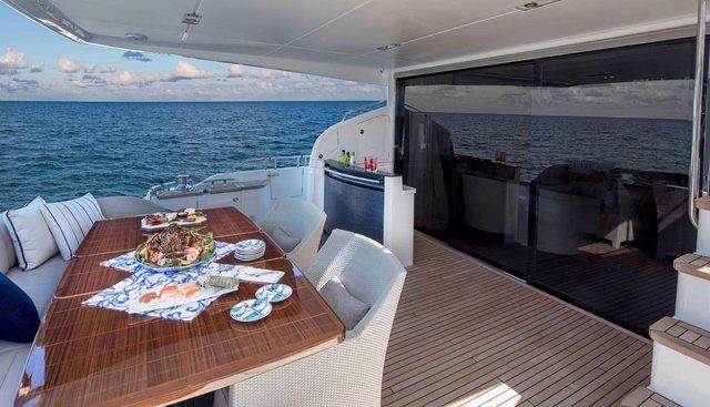 Hot Pursuit Charter Yacht - 4