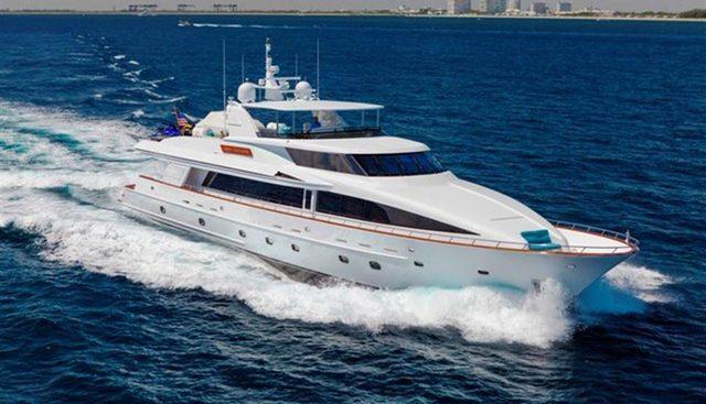 Alican Charter Yacht
