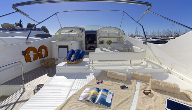 Geepee Charter Yacht - 4