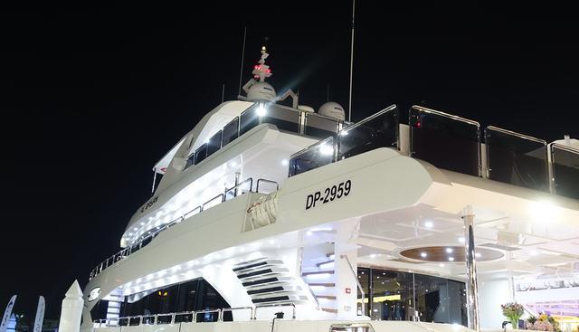 Al Rayyan Charter Yacht - 2