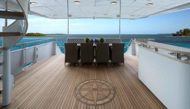 Iron Lady Charter Yacht - 3