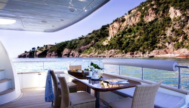 Laysh La Charter Yacht - 3