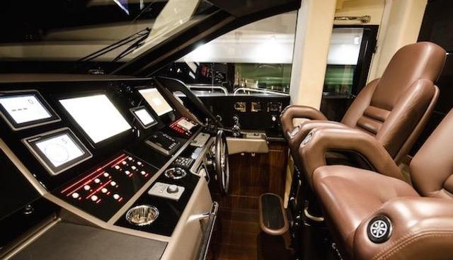 Tommy Belle Charter Yacht - 8