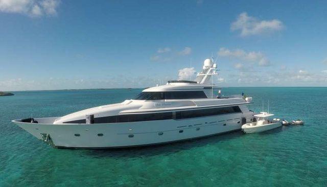 Sea Dreams Charter Yacht