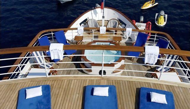 Lady K II Charter Yacht - 3