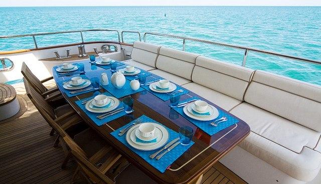 Farfallina Charter Yacht - 3