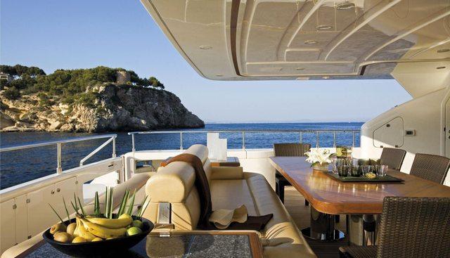 The Capital Charter Yacht - 5