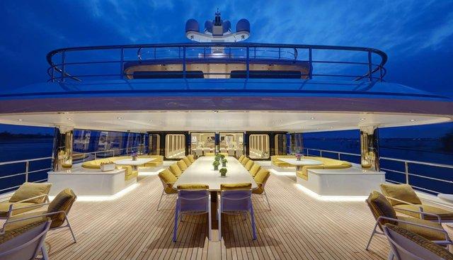 Aquarius Charter Yacht - 3