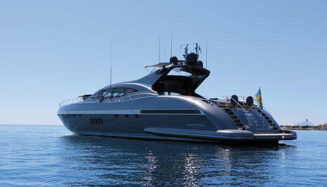 JFF Charter Yacht - 4