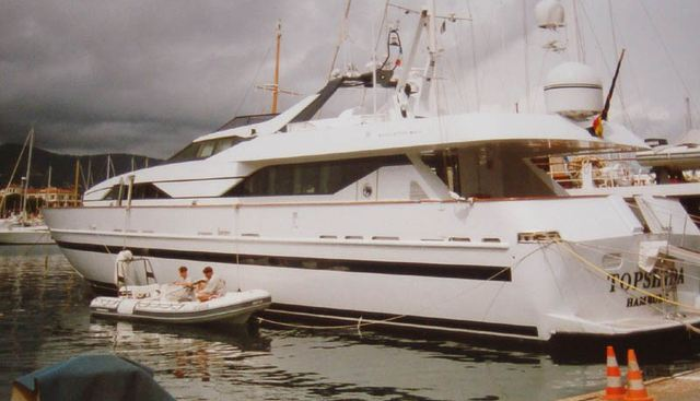 Charisma Charter Yacht