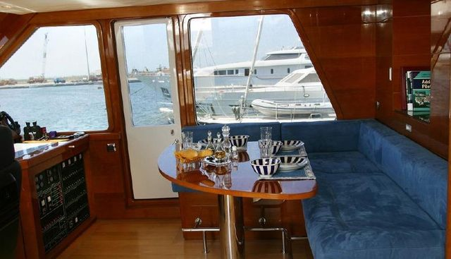 History Charter Yacht - 5
