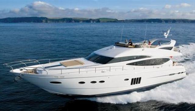 Sabbatical III Charter Yacht