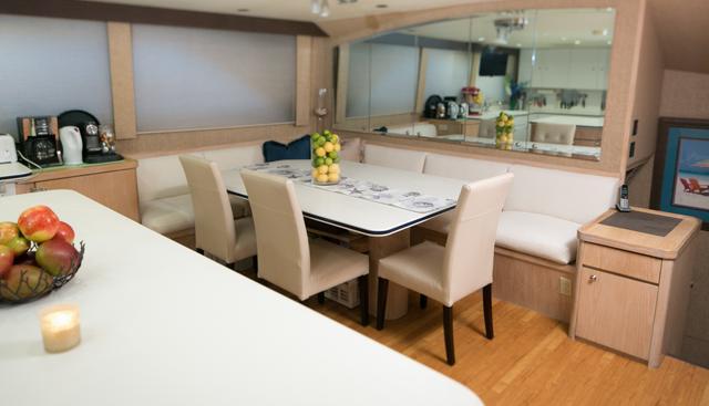 Island Time Charter Yacht - 8