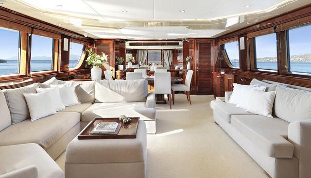 Mia Zoi Charter Yacht - 6