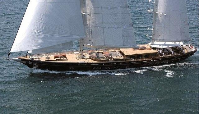 Roxane Charter Yacht