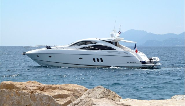 Luciano Charter Yacht