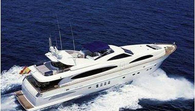 Santa Maria X Charter Yacht - 2