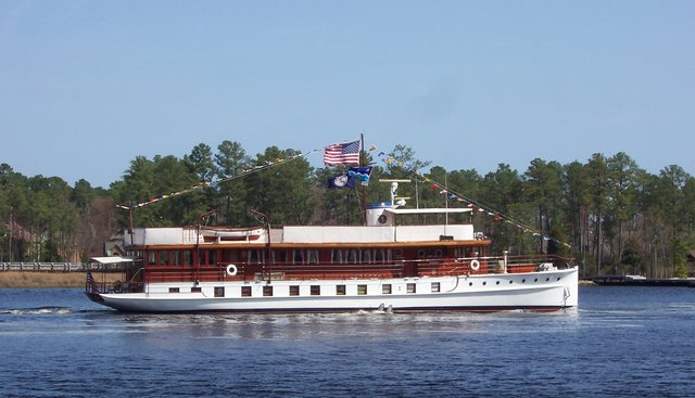 Sequoia Charter Yacht