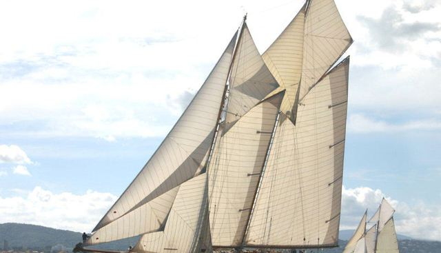 Mariette of 1915 Charter Yacht - 2