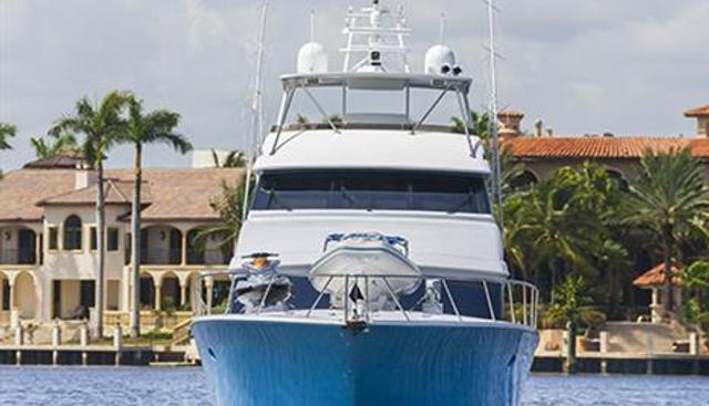 Silky Charter Yacht - 2