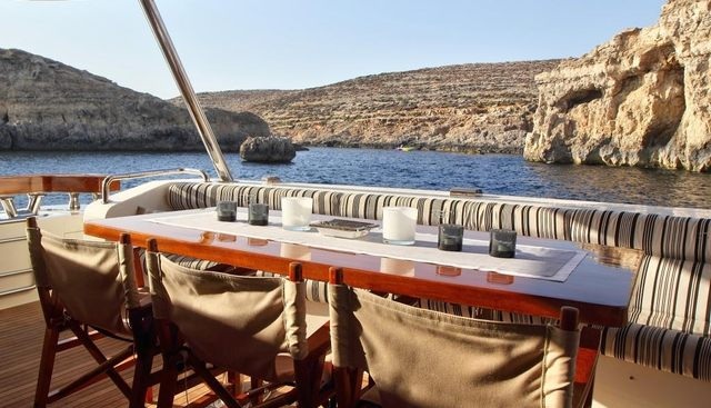 Sicilia IV Charter Yacht - 3