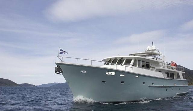 Tasman Charter Yacht - 4