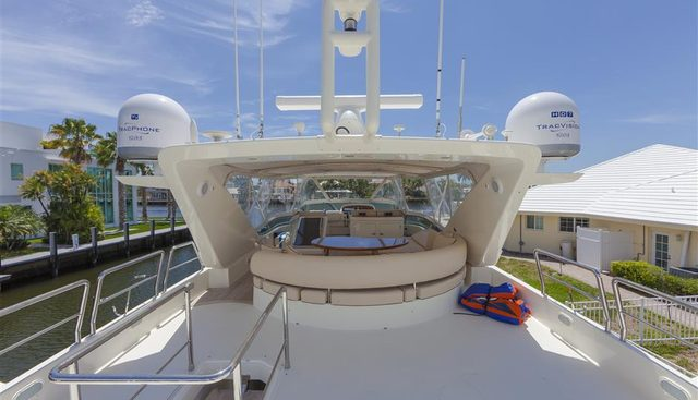 Conundrum Charter Yacht - 3