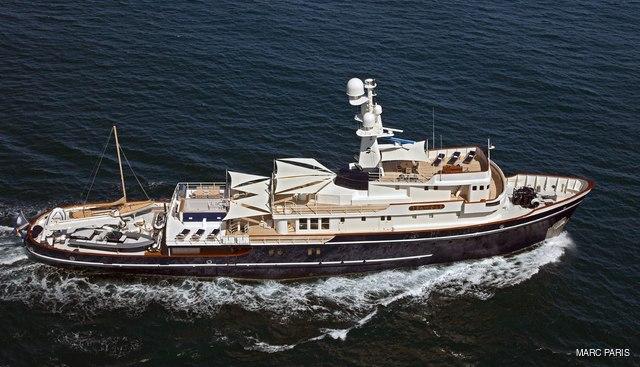 Seawolf Charter Yacht