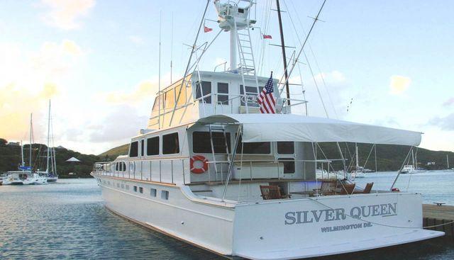 Silver Queen Charter Yacht - 2