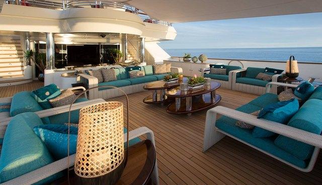 Cocoa Bean Charter Yacht - 3