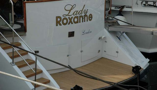 Lady Roxanne Charter Yacht - 5
