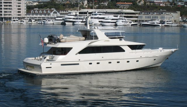 Whiskey Dawn Charter Yacht - 2