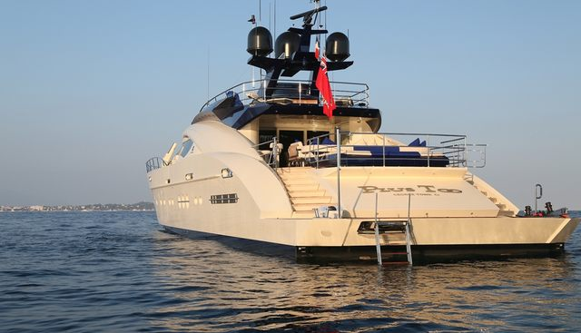 Plus Too Charter Yacht - 5