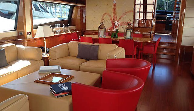 Cinque Mare Charter Yacht - 8