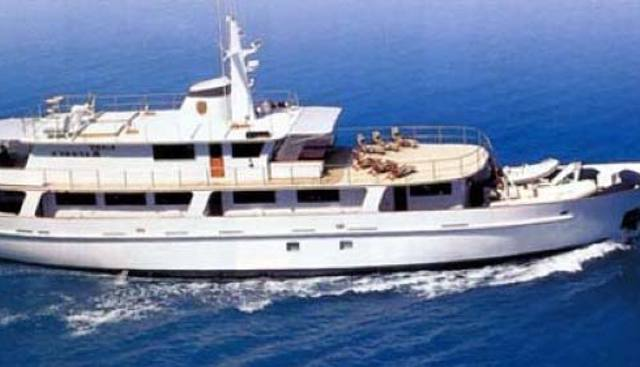 Nataly Charter Yacht